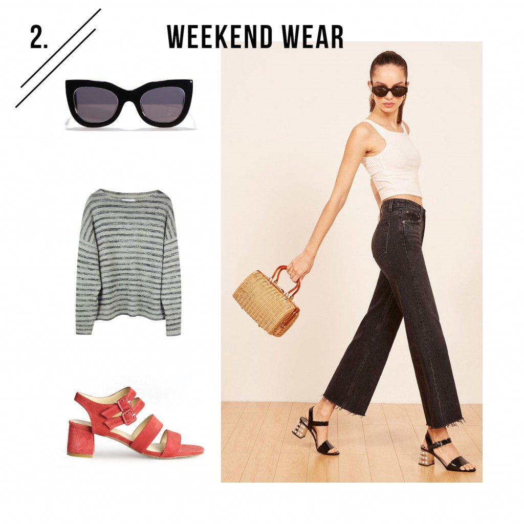 Outfit 2 - weekend wear