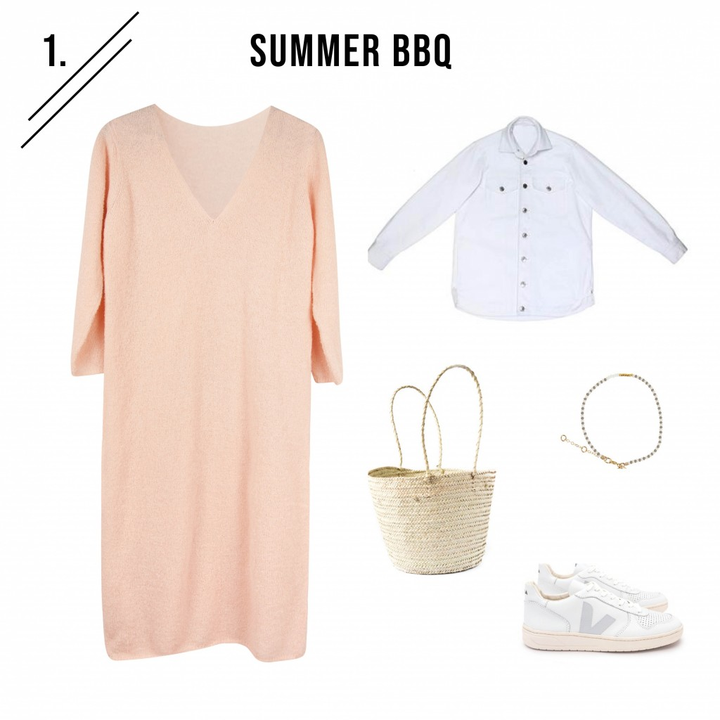 1. Summer BBQ