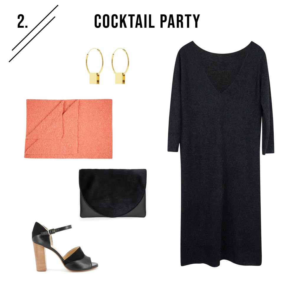 2. Cocktail party