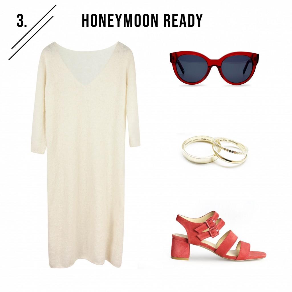 3. Honeymoon ready