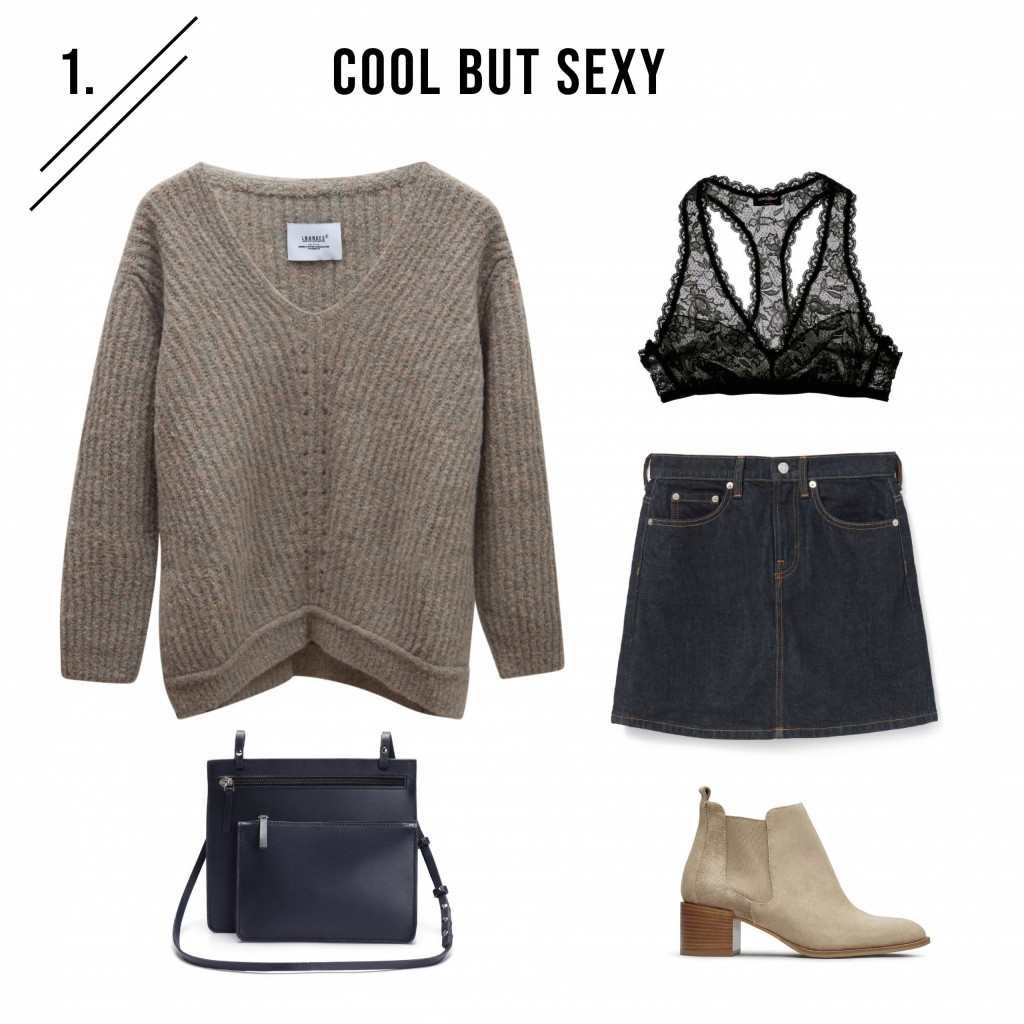 Cool but sexy