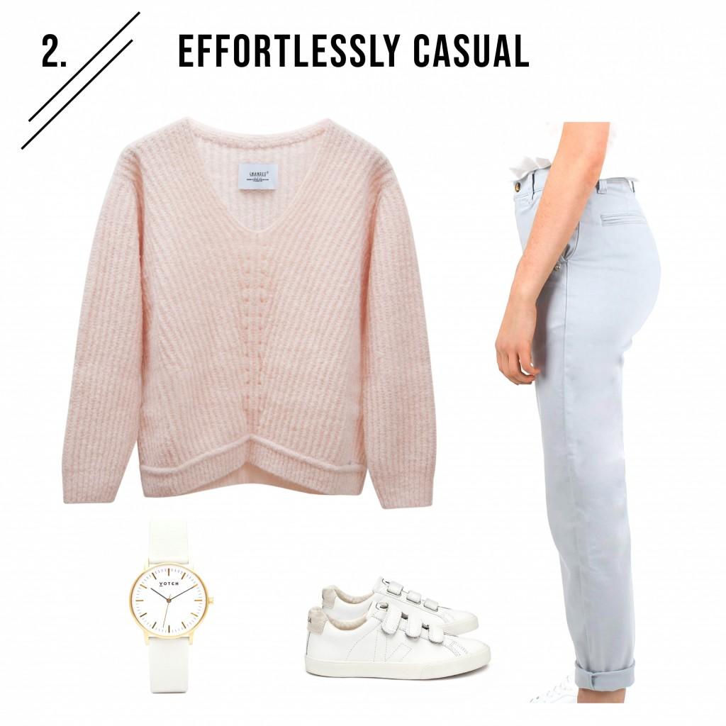 Effortlessly casual