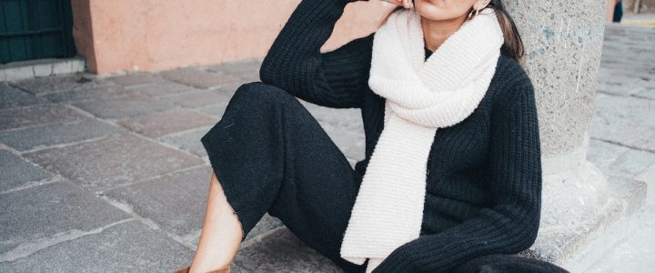 Knit of the month – Twisty Thelma